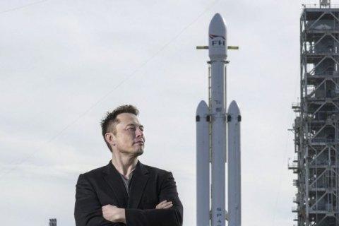 Ілон Маск підкорює космос. Запуск приватної ракети, який змінить світ