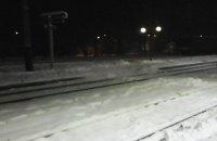 Пасажирський потяг Харків - Рахів збив насмерть людину в Лубнах