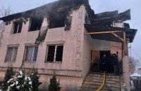 По факту пожара в доме престарелых в Харькове открыли дело
