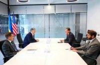 Повірений у справах США зустрівся із Порошенком
