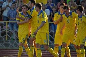 """Украинская """"молодежка"""", обыграв Швейцарию, пробилась в плей-офф ЧЕ"""