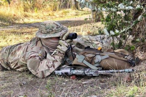 Оккупанты трижды нарушили перемирие на Донбассе