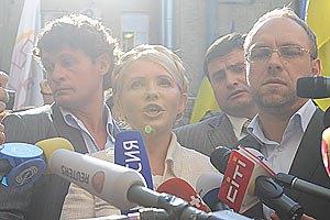 Тимошенко настаивает на суде присяжных
