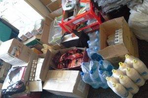 У Донецьку область прибула перша партія гуманітарної допомоги від ООН