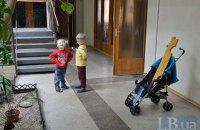 Переселенцам в пансионате под Киевом снова грозят отключением света