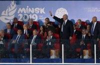 Влада Білорусі озвучила суму, яку було витрачено на проведення Європейських ігор