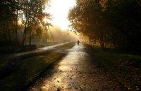 Завтра Україну очікує суха і прохолодна погода