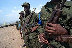 У Конго знову спалахнули бої між армією та повстанцями