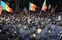 Глава парламента Молдовы назвал требования демонстрантов невыполнимыми