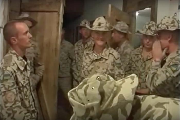 Надія Савченко в Іраку
