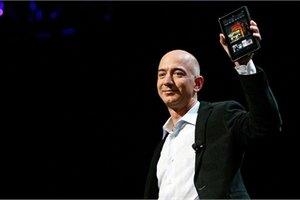 Amazon показал конкурента iPad
