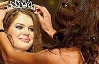 Днепропетровчанка стала самой красивой девушкой Украины