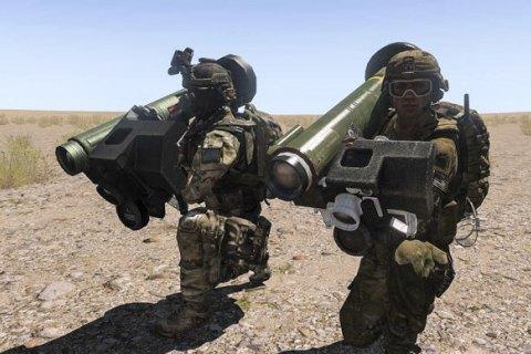 Порошенко підтвердив прибуття Javelin в Україну