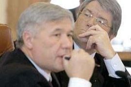 Ющенко подал кандидатуру Еханурова в Раду