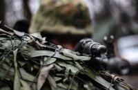 Український військовий отримав осколкове поранення на Донбасі