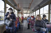 Запоріжжя відмовилося зупиняти громадський транспорт