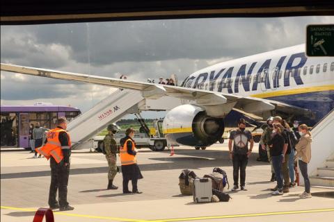 Ще сім країн долучилися до авіабойкоту Білорусі