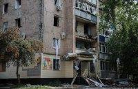 Пошкоджений вибухом харківський будинок відновлять до кінця року