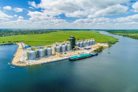 """""""Нібулон"""" побудує ще 10 річкових терміналів на річках України та 40 суден"""