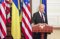 Байден заявив, що процес передачі влади в США вже не зупинити