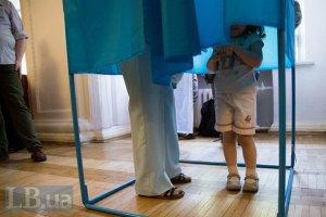 Київський тервиборчком оголосив результати підрахунку 80% протоколів виборів до Київради