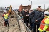 Кличко планирует за год достроить участок Окружной от Рокоссовского до Богатырской