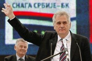 В Сербии прошла инаугурация нового президента