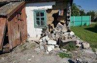 Боевики применили тяжелые минометы возле Яснобродовки и Красногоровки