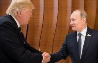 Американські сенатори хочуть вислухати доповідь перекладача із зустрічі Трампа і Путіна
