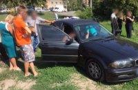 Полиция поймала двоих подозреваемых в ограблении ювелирного магазина под Харьковом