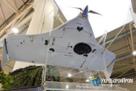 В Україні випробували новий безпілотник Sparrow