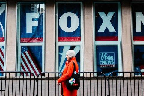 Телеканал Fox News отримав позов на $1,6 млрд