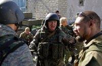 За добу бойовики здійснили 30 обстрілів позицій сил АТО