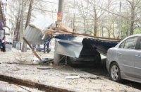 В Крыму есть первые жертвы урагана