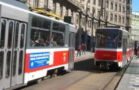 В Харькове трамваи и троллейбусы оборудуют GPS-навигаторами