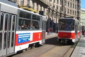 Чешские транспортники вышли на забастовку