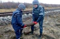 В Одеській області виявили понад 80 артснарядів часів Другої світової