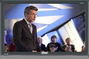 ТВ: Предвыборная риторика и партийный вождизм