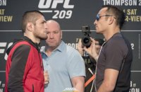 Нурмагомедов і Фергюсон підписали контракт на проведення чемпіонського поєдинку UFC
