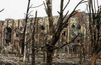 ОБСЄ вказує на активізацію боїв біля Широкиного і Донецького аеропорту