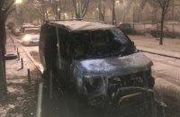 Депутату Київради спалили другий автомобіль