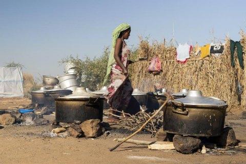 Сотни тысяч жителей севера Эфиопии оказались на грани голода, невиданного за последнее десятилетие