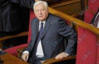 Пшонка уже написал свои изменения в закон о выборах