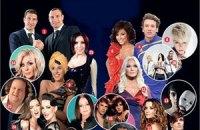 30 самых успешных звёзд украинского шоу-бизнеса и спорта