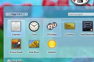 В Windows 8 не будет гаджетов
