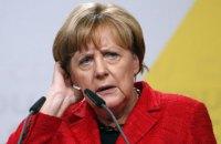 Меркель виключила вплив украй правої партії на політику Німеччини