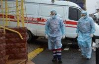 У Мукачеві помер чоловік з підозрою на коронавірус