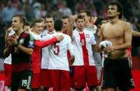 Польща завдала Німеччині першої за 7 років поразки