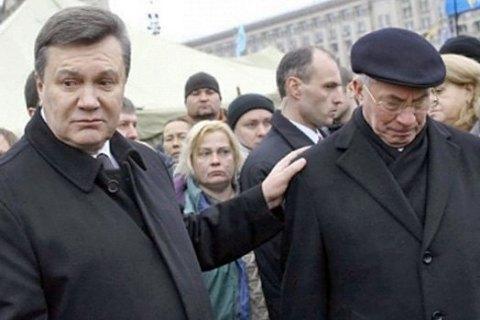 Захист Януковича хоче допитати Азарова, Клюєва, Захарченка