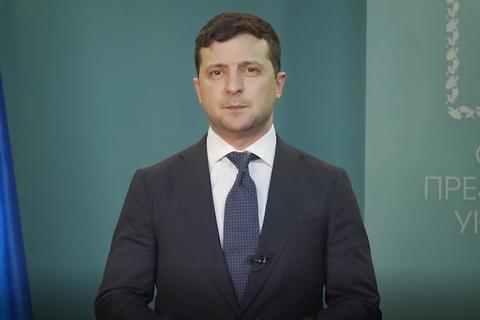 Зеленский признал беспорядки в Новых Санжарах спланированными и пообещал наказать виновных